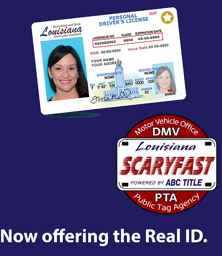 Real ID services- ABC Title